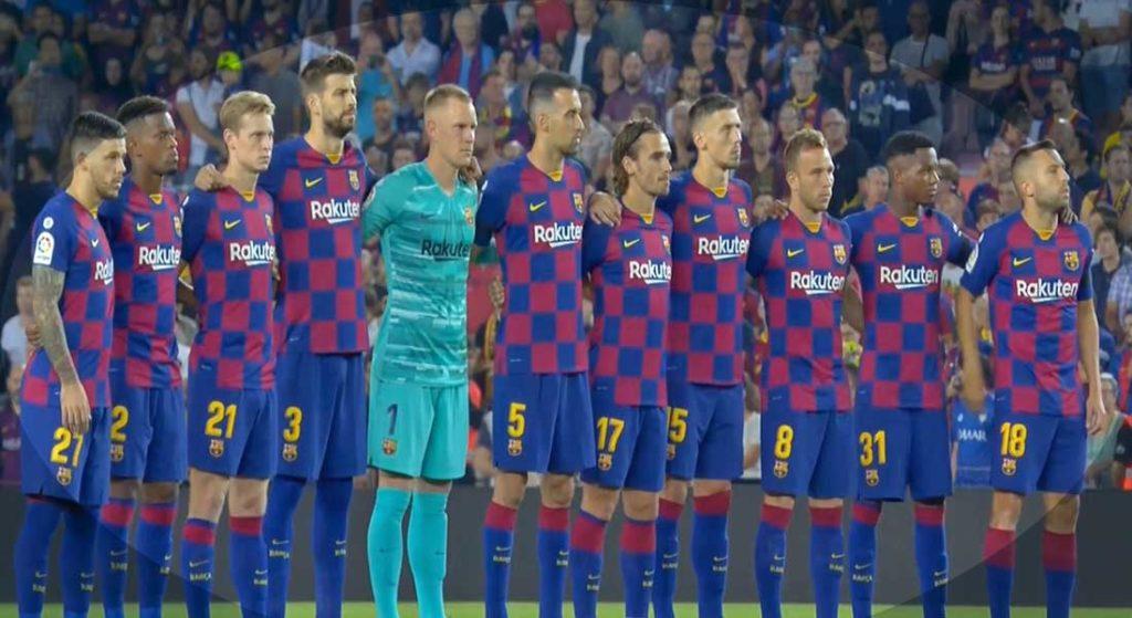 FC Barcelone 1 – Real Sociedad 0