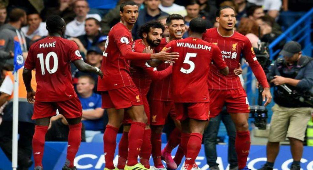 PL : Chelsea 1 – Liverpool 2