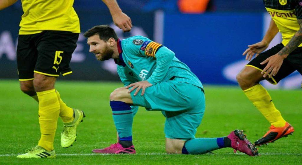 Espagne :  FC Valence 2 – FC Barcelona 0