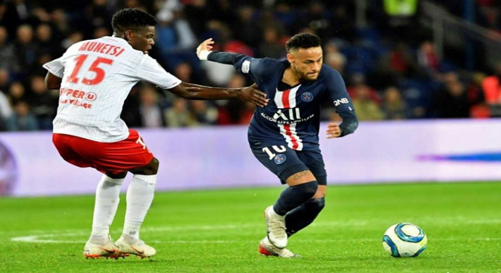 Ligue 1 : PSG 0 – Reims 2