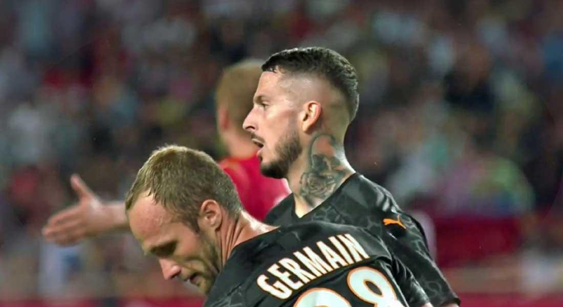 Ligue 1 : Marseille bat Monaco 4-3 , vidéo