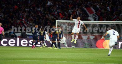 Paris SG – Real Madrid (3-0), revivez la rencontre avec les images du match