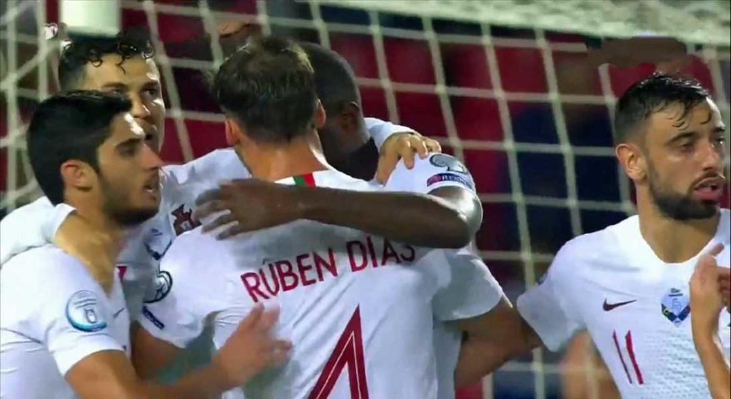 Euro 2020 : Serbie 2 – Portugal 4