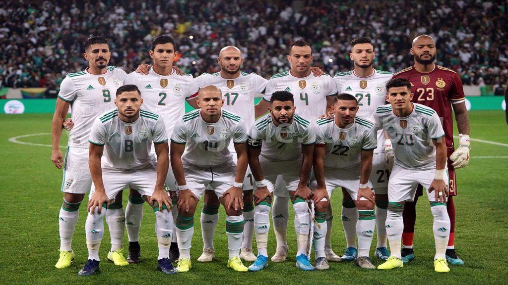 Algérie 3 – Colombie 0