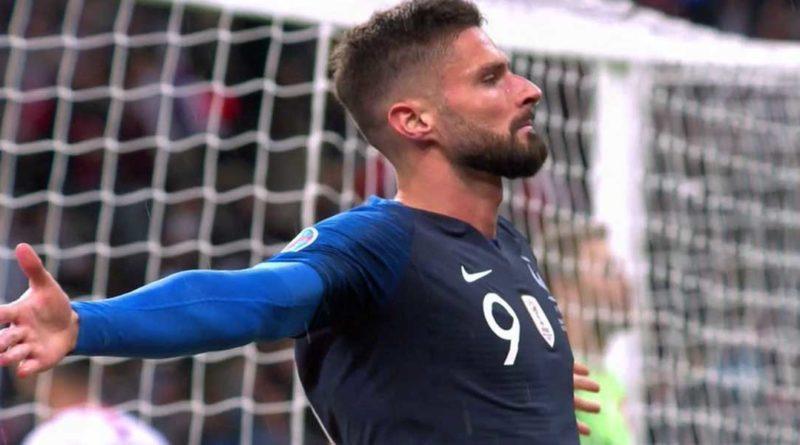 Vidéo  Eliminatoires Euro 2020 : France bute face à la Turquie 1-1