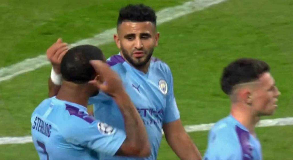 C1 : Manchester City 5 – Atalanta de Bergame 1