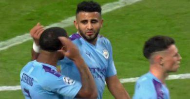 C1 : Manchester City 5 – Atalanta Bergame 1 , vidéo des buts
