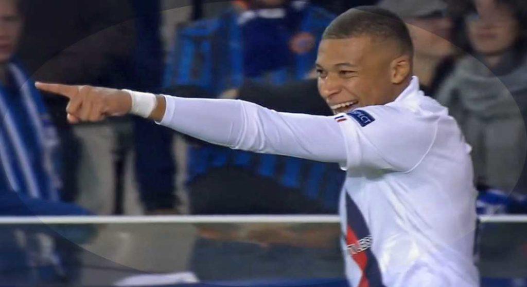 C1 : FC Bruges 0 – PSG 5