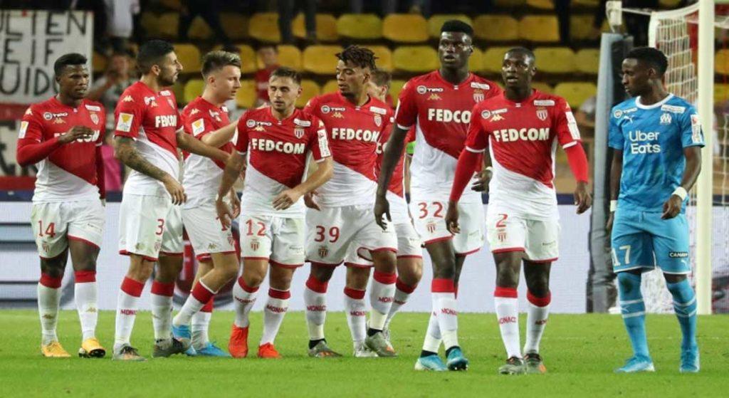 Ligue 1 : PSG – Monaco (0-2)