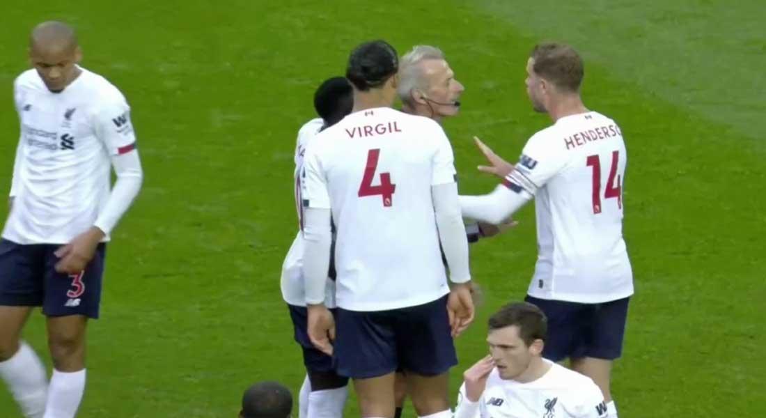 Premier League : Manchester United 1 – Liverpool 1 , vidéo