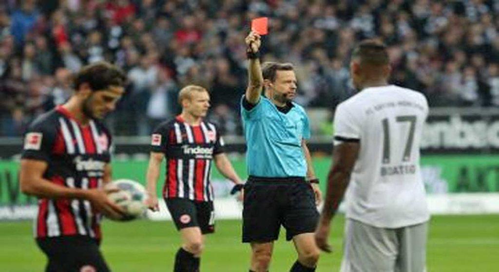 Bundesliga : Francfort 5 – Bayern Munich 1