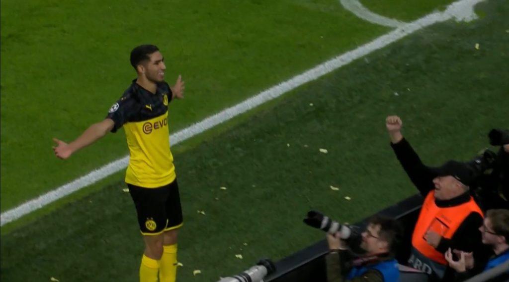 C1 : Dortmund 3 – Inter de Milan 2