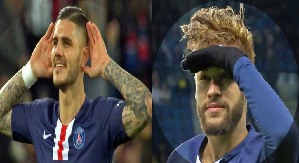 PSG 2 – Lille 0