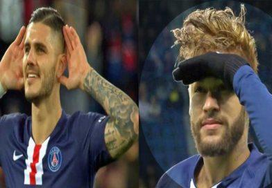 Ligue 1 : Le PSG bat Lille 2-0 , en attenant la confrontation du mardi face au Real, vidéo