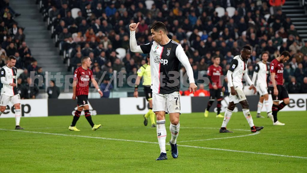 Serie A  : Juventus – Sampdoria (2-0)