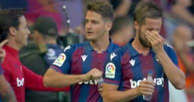 Espagne : Levante corrige le FC Barcelone 3-1, résumé vidéo