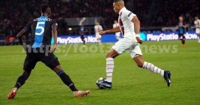 Les photos du match PSG – FC Bruges , Album 2
