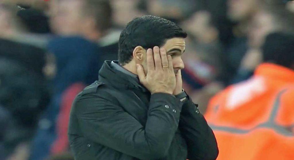PL : Arsenal 1 – Chelsea 2
