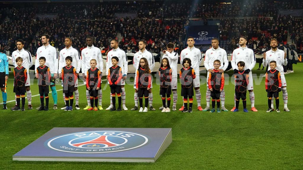 Ligue 1 : PSG 4 – Amiens 1