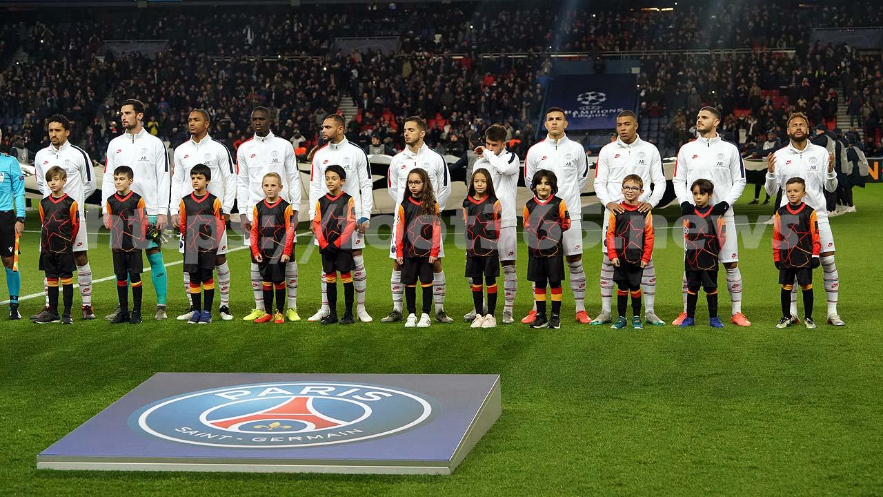 Ligue 1 : PSG 4 – Strasbourg 0 , Paris termine l'année 2020 sur une bonne note