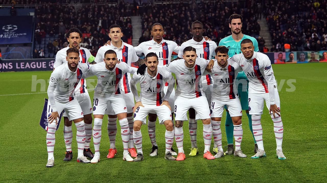Coupe de France : Paris SG 3 – LIlle 0