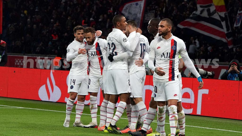 Ligue 1 : Angers – Paris SG (0-1)