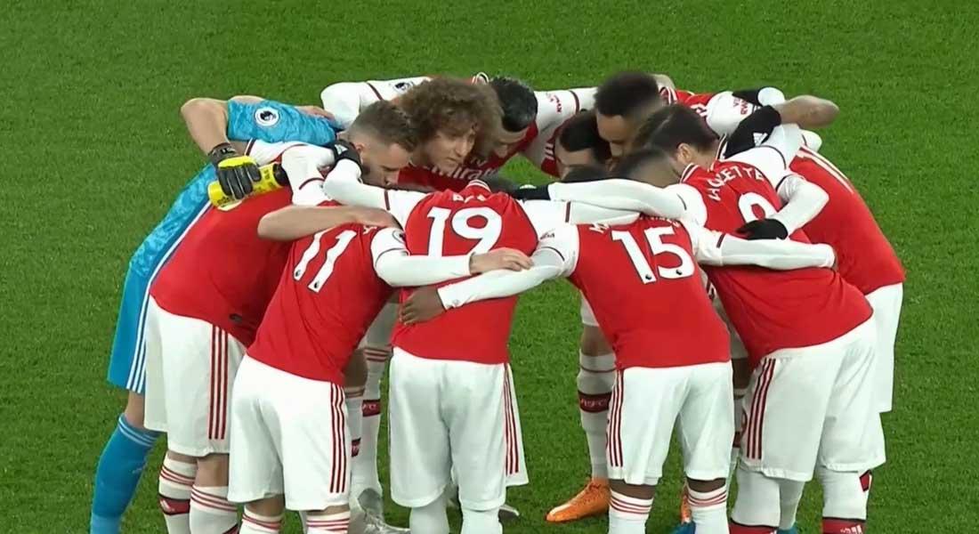 Premier League : Staff et joueurs d'Arsenal acceptent une baisse de salaire