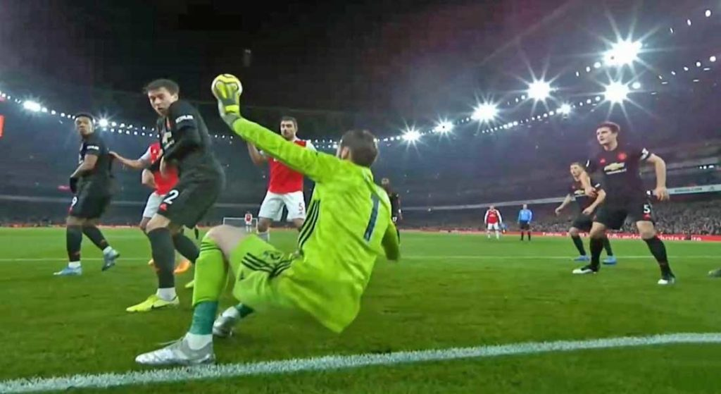 PL : Arsenal 2 – Manchester United 0 – images