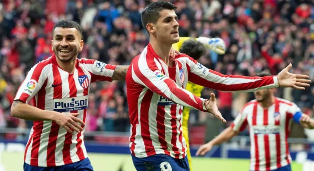 Super Coupe d'Espagne : FC Barcelone 2 – Atletico Madrid 3
