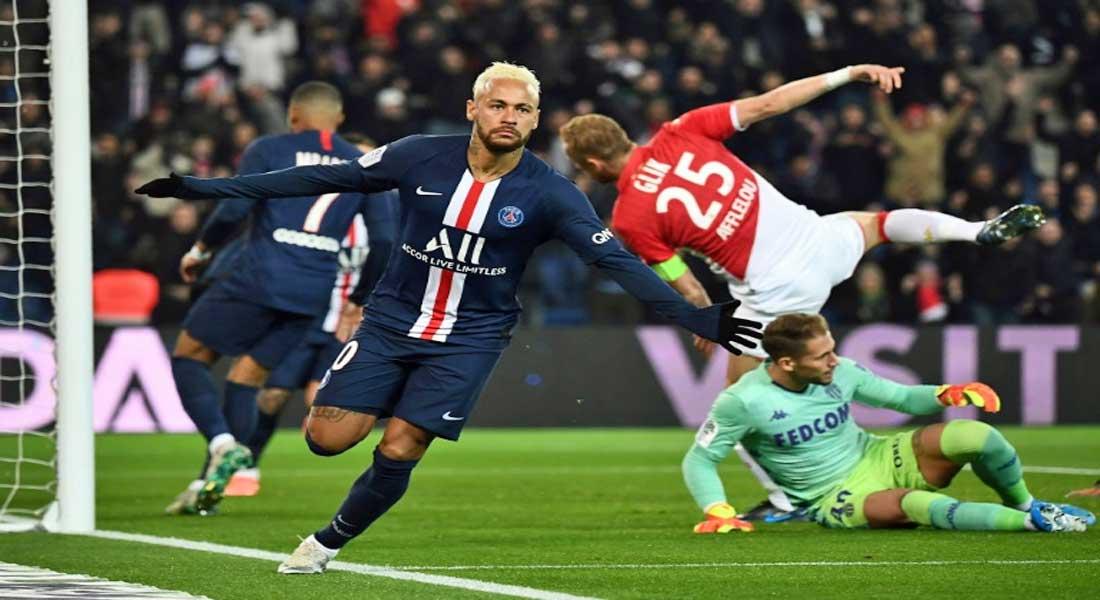 Ligue 1 : PSG 3 – Monaco 3 , le Paris SG cale à domicile , vidéo