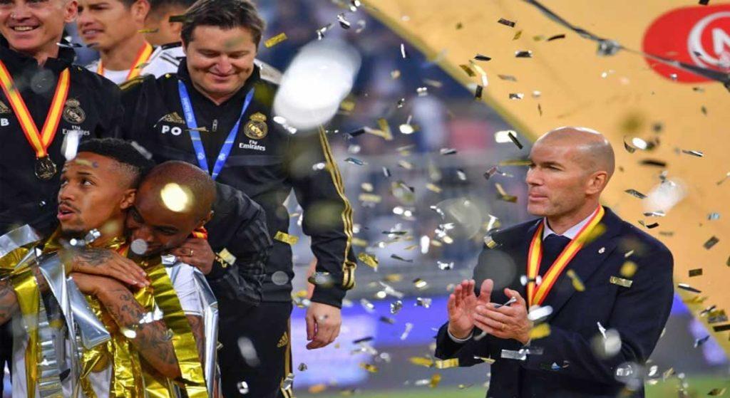Super coupe d'Espagne : Les tirs aux buts du Real Madrid – Atletico