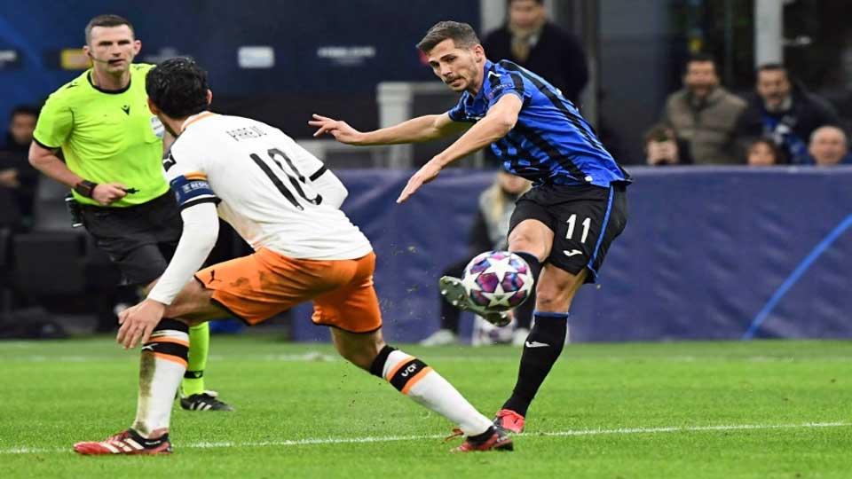 Série A : Juventus 2 – Atalanta 2