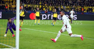 Dortmund – PSG ( 2-1) , les images du match
