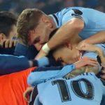 Série A : La Lazio de Rome surprend l'Inter de Milan 2-1 et revient à un point de la Juventus, vidéo