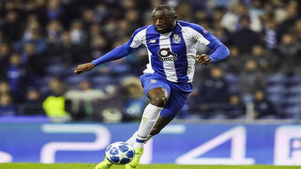 Moussa Marega quitte le terrain face à Guimaraes