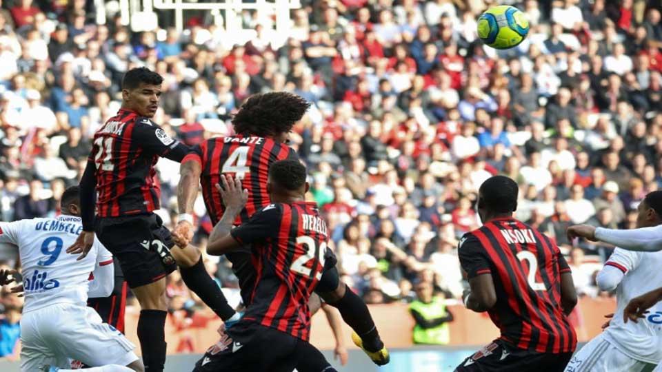 Ligue 1 : Nice 2 – Lyon 1