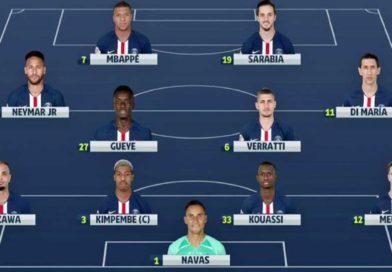 Ligue 1 :  Le PSG bat Lyon 4-2 ,un bon test avant Dortmund, vidéo