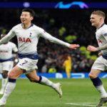 Angleterre : Tottenham bat Manchester City 2-0, vidéo