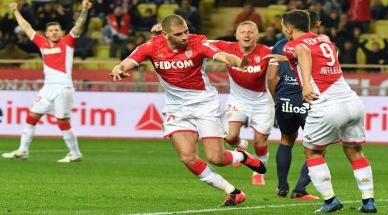 Monaco 1 – Montpellier 0 , sur un but de Slimani, vidéo