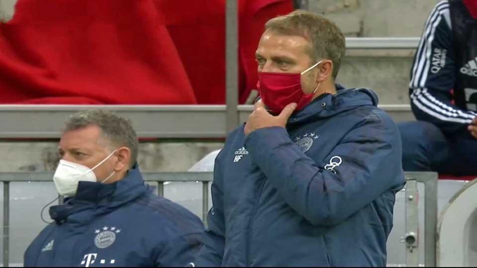 Bundesliga – vidéo : Bayern Munich 5 – Frankfort 2 , Wolfsburg 0- Dortmund 2