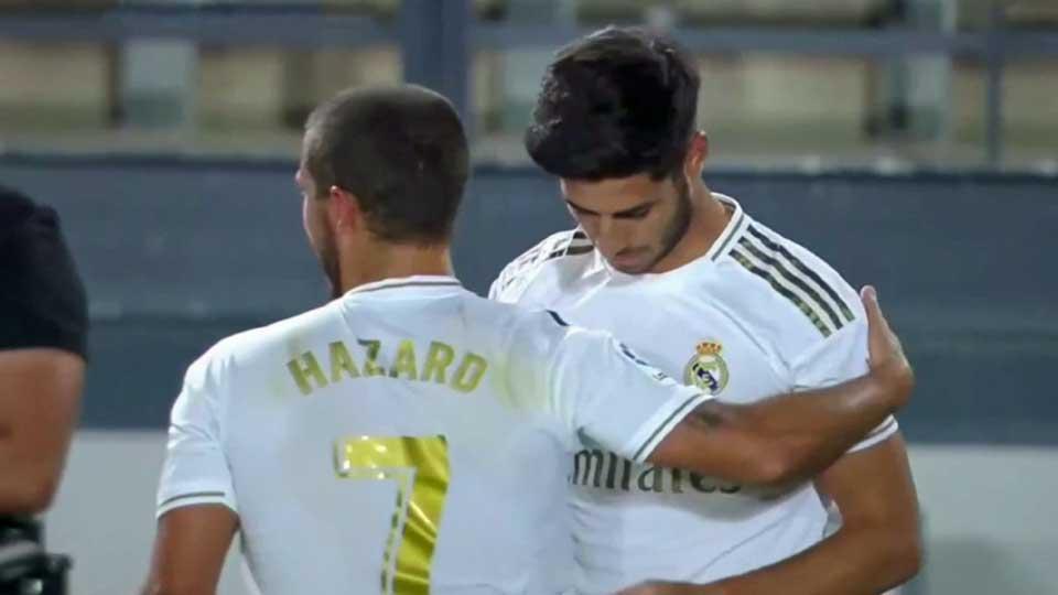 Vidéo Liga  : Real Madrid domine le FC Valence 3-0 et reste en contact avec le Barça