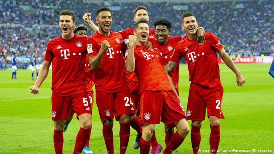 Bundesliga :  Werder Brême 0 – Bayern Munich 1