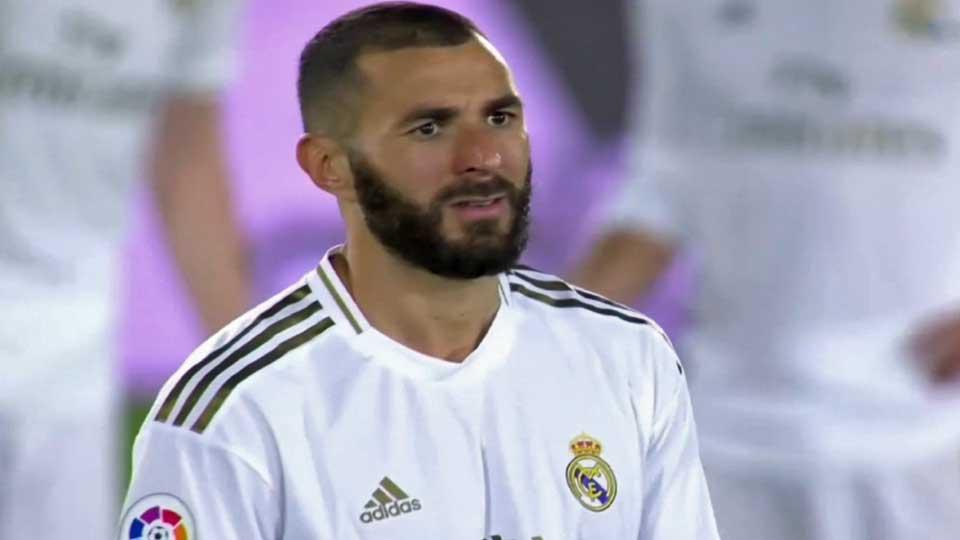 Espagne : Real Madrid – Elche (2-1), le sauveur Benzema