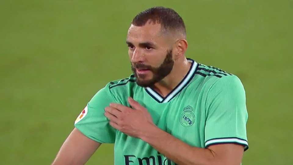 Liga : Real Madrid – Atletico Madrid (2-0), Le Real fait tomber le leader de la liga