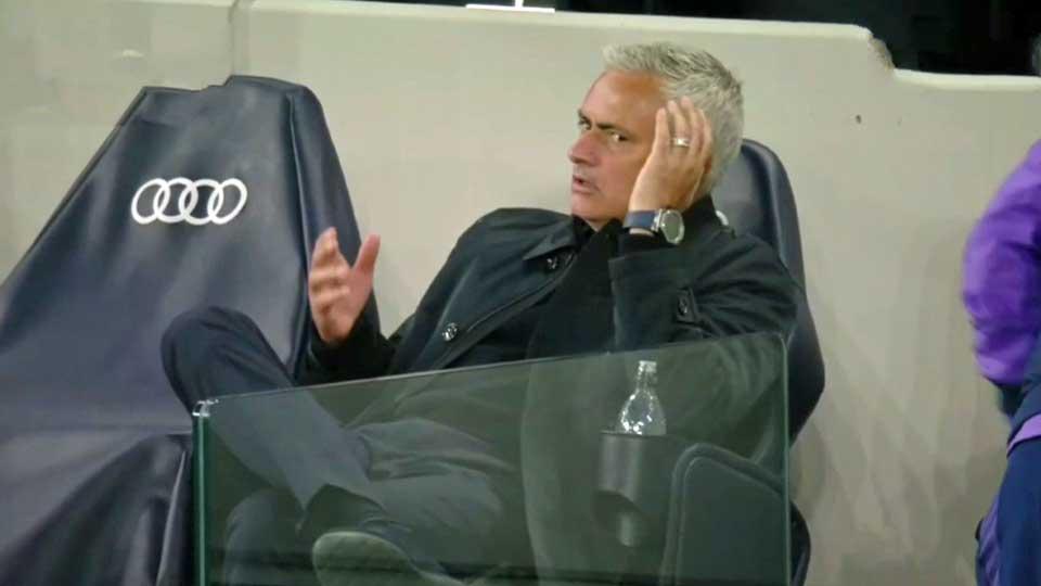 Angleterre :Tottenham 1 – Manchester United 1