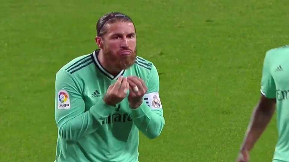 Espagne : Le Real Madrid passe leader après sa victoire face à la Real Sociedad 2-1