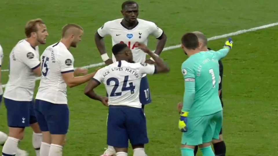 Angleterre vidéo: Tottenham et Manchester United se neutralisent sur le score de 1-1