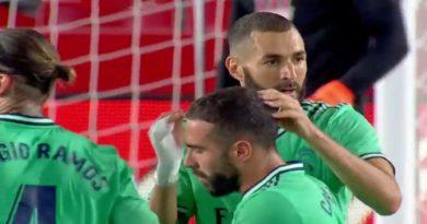 Vidéo Liga : Grenade 1 – Real Madrid 2, La maison blanche fêtera le titre jeudi face au Villarreal