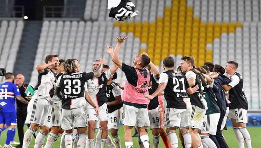 SERIE A : Juventus – Lazio Rome (3-1)