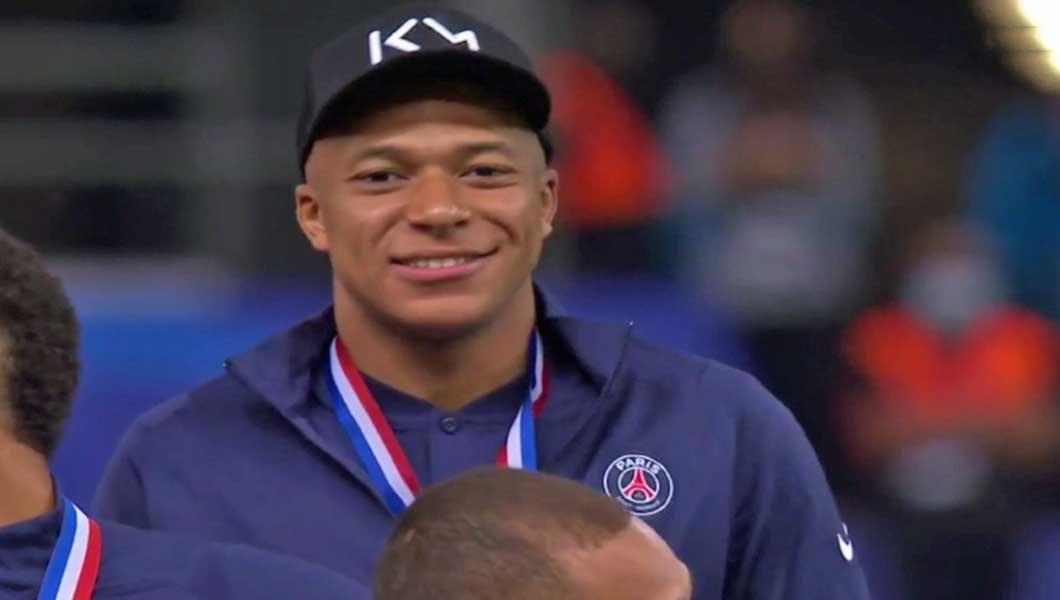 Coupe de France : Paris SG – ASSE 1-0 , les Parisiens risquent de perdre Mbappé
